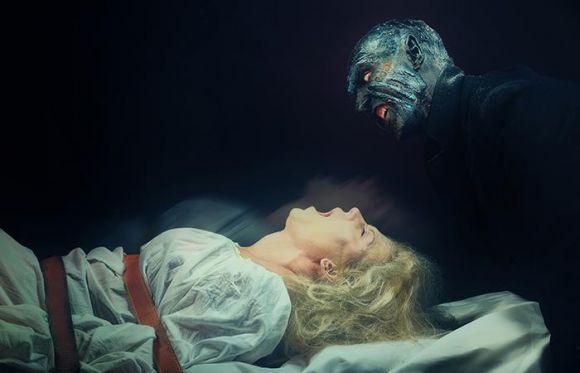 La paralisi del sonno è un fenomeno paranormale?