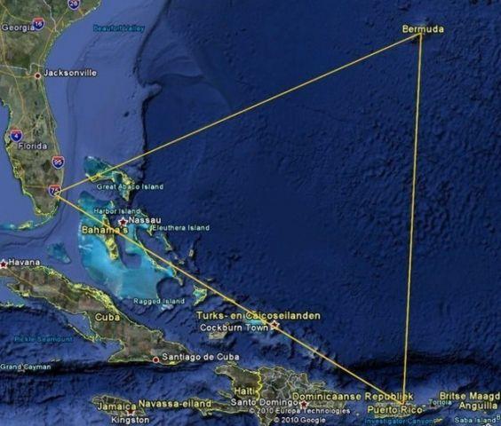 Triangolo delle Bermuda: le riprese subacquee potrebbero aver risolto un misterioso naufragio