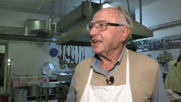 Lo Chef che cucina per 300 senzatetto premiato da Mattarella
