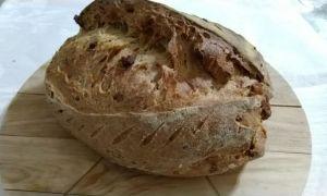 pane con i ciccioli pronto