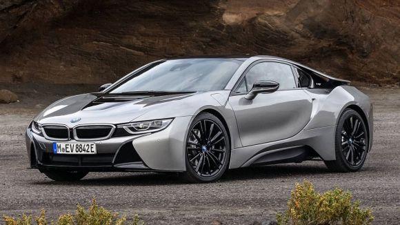 BMW i8 terminerà la produzione ad aprile