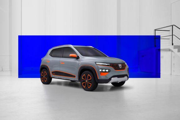 Dacia Spring: la versione di produzione arriverà nel 2021