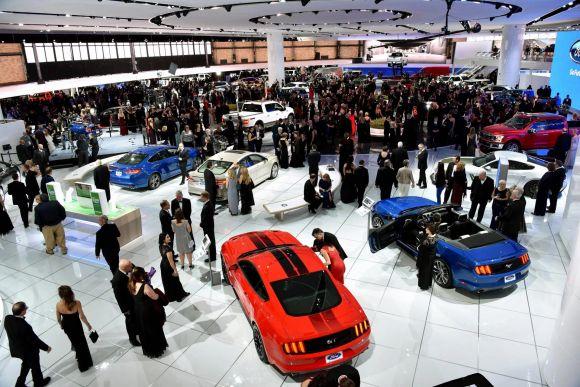 Coronavirus: il Detroit Auto Show 2020 è stato annullato