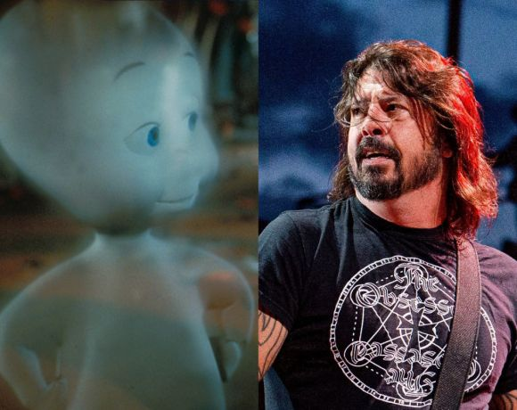 Foo Fighters e Fantasmi