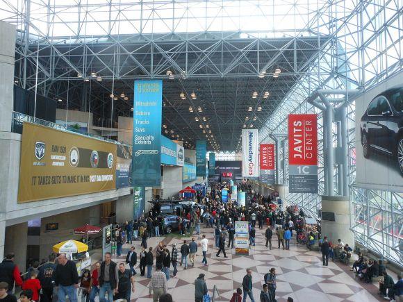Coronavirus: Il motor show di New York è stato rinviato ad agosto