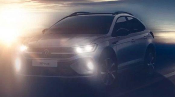 Nuova Volkswagen Nivus: pubblicato nuovo teaser del SUV Coupe