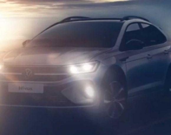 Nuova Volkswagen Nivus