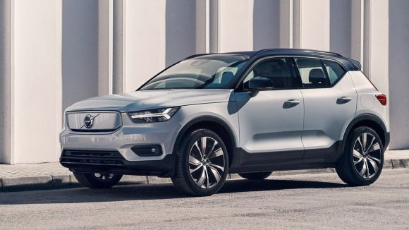 Volvo XC40 Recharge: ecco quanto costa in UK