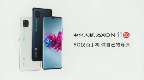 ZTE Axon 11 5G, specifiche e caratteristiche