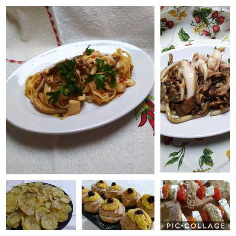 La speranza: menù domenicale completo di ricette