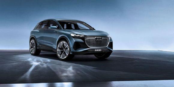 Audi Q4 e-tron è già in fase di sviluppo