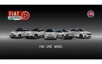 FCA Live Week