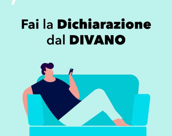 Fisco dichiarazione con App