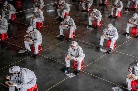 Coronavirus: la fabbrica Honda a Wuhan, un esempio per il resto del mondo?