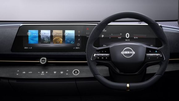 Nissan non monterà tablet nei suoi futuri modelli