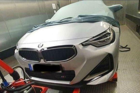 Nuova BMW Serie 2: filtra la prima immagine