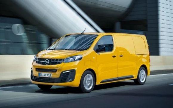 La nuova Opel Vivaro-e sarà in vendita in estate