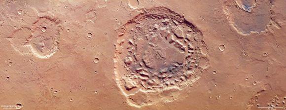 UFO: un ricercatore individua 2 presunte basi aliene su Marte usando Google