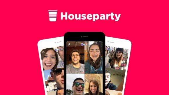 HouseParty: app per le videochiamate, come funziona?