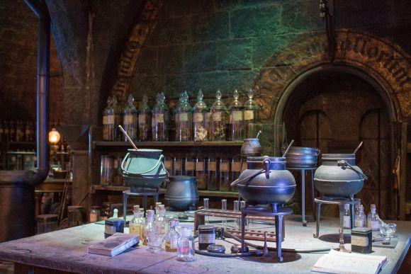 Harry Potter Escape Room, vivere con la magia durante la quarantena