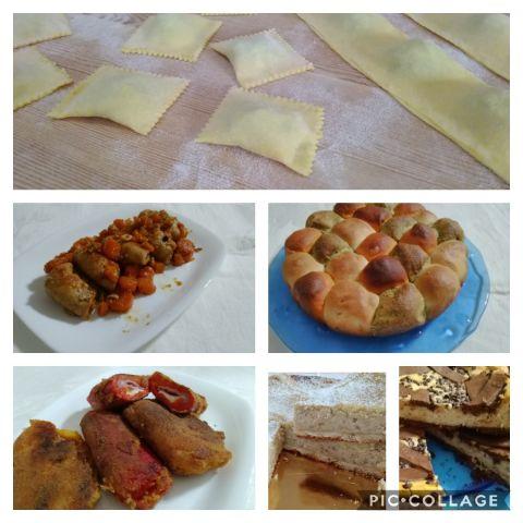 Il pranzo di Pasqua: menù completo dall'antipasto al dolce