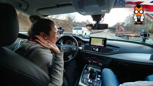 Audi rinuncia alla funzione di guida autonoma di livello 3
