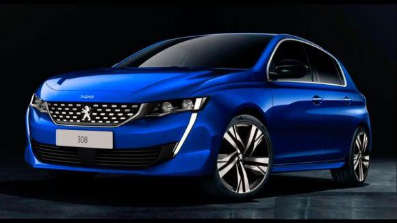 La nuova Peugeot 308 avrà una versione sportiva con circa 300 cavalli