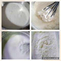 lavorazione gelato allo yogurt