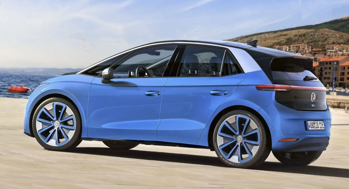 Volkswagen ID.1 potrebbe essere ritardato fino al 2025