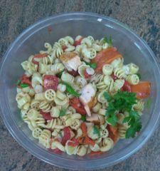 insalata di pasta pronta