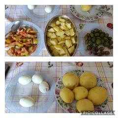 preparazione patate gustose