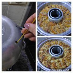 cottura ciambella in versilia