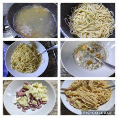 preparazione frittata