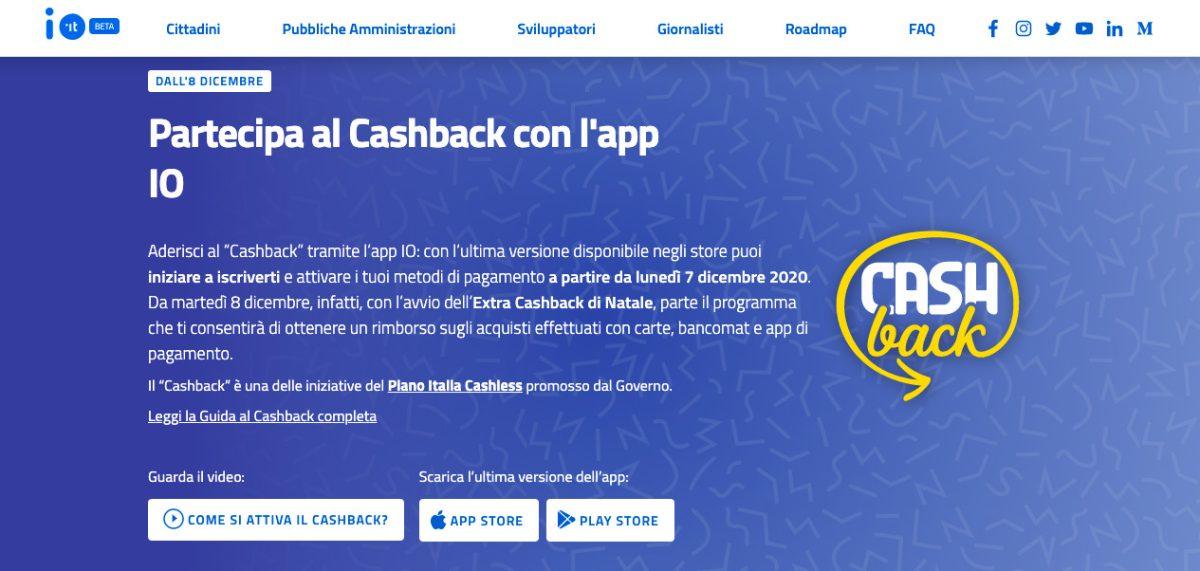 Cashback di Stato, come funziona l'aggiornamento dell'App IO: oltre al bancomat, ok ai pagamenti con tessera Coop ed Esselunga