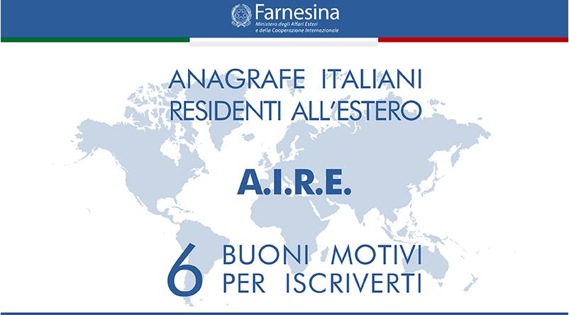 Aire e cambio residenza: cos'è, requisiti iscrizione e cosa significa la sigla