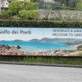 Castello di Lerici della Riviera Ligure, suggestivo