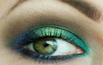 occhio verde